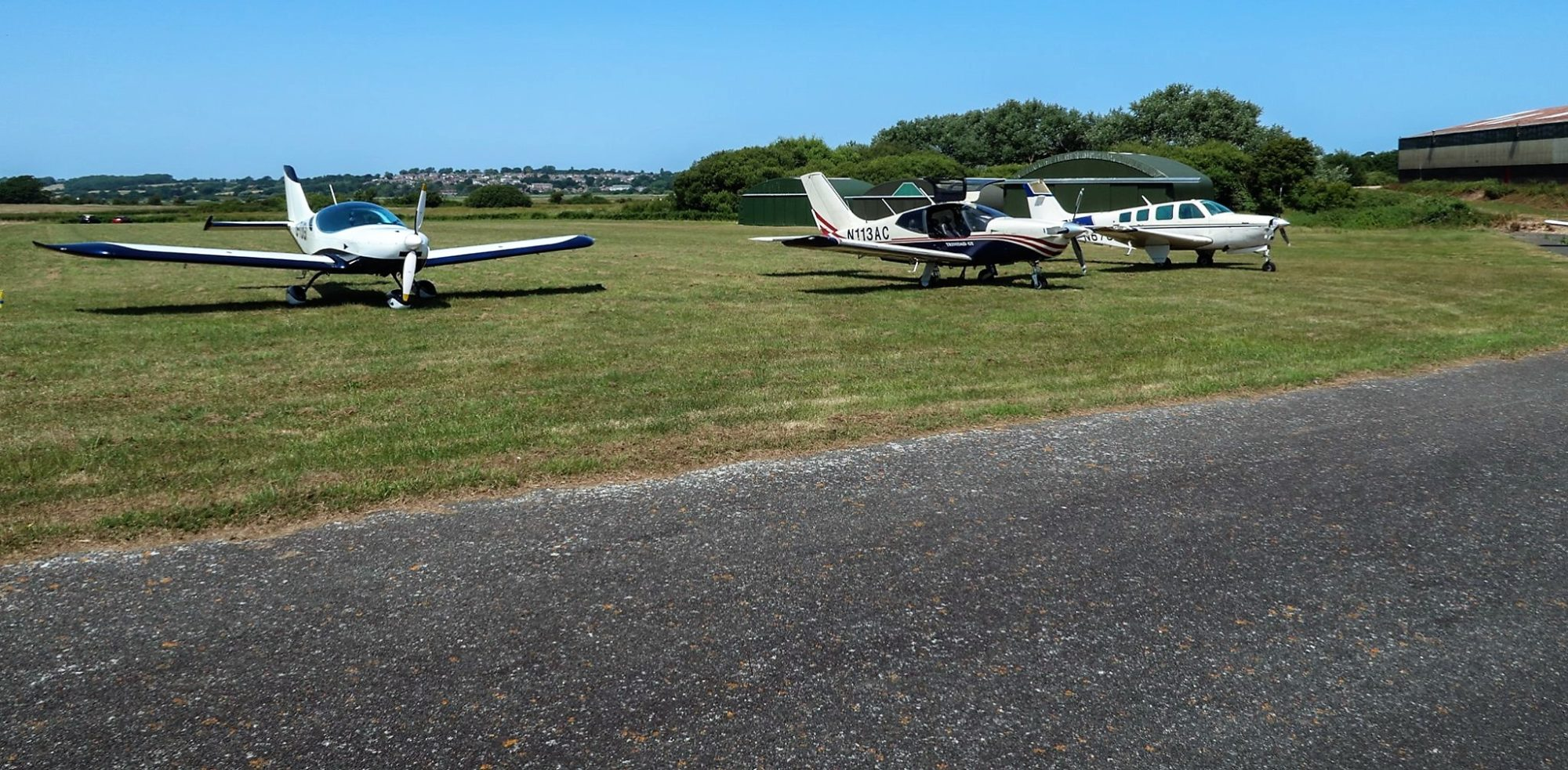 Bembridge Airport EGHJ