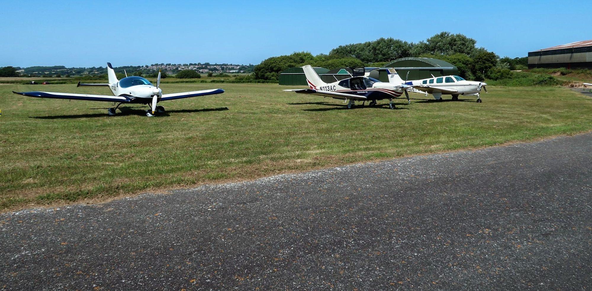 Bembridge Airport  - EGHJ
